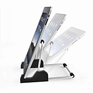 Недорогие Подставки и стенды для MacBook-Регулируемая подставка Macbook Для планшета Другое Таблетка ИМАК Other Алюминий Macbook Для планшета Другое Таблетка ИМАК