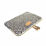 "abordables Fundas, Bolsas y Estuches para Mac-Mangas para Estampado Leopardo Lona Nuevo MacBook Pro 15"" / Nuevo MacBook Pro 13"" / MacBook Pro 15 Pulgadas"