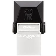 povoljno -Kingston 64GB usb flash pogon usb disk USB 3.0 Micro USB Metal