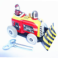 저렴한 -태엽 장난감 도저 철 메탈 1 pcs 조각 아동용 장난감 선물