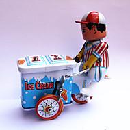 저렴한 -로봇 장난감 자동차 태엽 장난감 기계 로봇 철 메탈 1 pcs 조각 아동용 장난감 선물