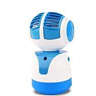 Miniatuur robot schoonheid schoonheidspray bevochtiging hydraterende kleine ventilator vaneless fan 5 v