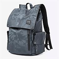 お買い得  MacBook 用ケース/バッグ/スリーブ-バックパック のために カモフラージュ オックスフォードクロス 材料