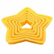 베이킹 몰드 쿠키에 대한 플라스틱