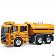 Speelgoedauto's Speeltjes Constructievoertuig sprinkler Truck Speeltjes Vierkant Metaallegering Stuks Geschenk