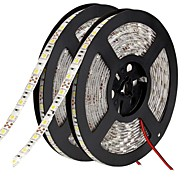 120W Flexible LED Light Strips 9000 DC12 10m 600 leds Warm White White Red Yellow Blue Green