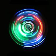 preiswerte Spielzeuge & Spiele-Handkreisel Handspinner High-Speed Kristall Beleuchtung LED - Beleuchtung Lindert ADD, ADHD, Angst, Autismus Büro Schreibtisch Spielzeug