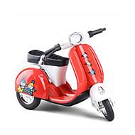 abordables Coches y miniaturas de juguete-Vehículos de tracción trasera Moto Juguetes Metal Piezas Unisex Regalo