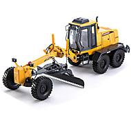 Gegoten voertuigen Speelgoedauto's Speeltjes Truck Constructievoertuig Brandweerwagen Graafmachine Motorgrader Speeltjes Vierkant