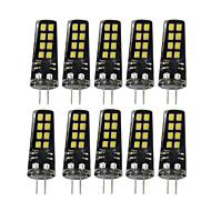 3W G4 Luci LED Bi-pin 16 SMD 2835 200-300 lm Bianco caldo Bianco 2800-3200/4000-4500/6000-6500 K Decorativo V