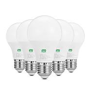 お買い得  LED ボール型電球-YWXLIGHT® 5個 7W 600-700lm E26 / E27 LEDボール型電球 14 LEDビーズ SMD 2835 装飾用 温白色 ホワイト 100-240V