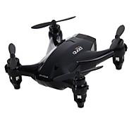 Dron RC 4Kanály 6 Osy 2.4G - RC kvadrikoptéra Headless Režim 360 Stupňů Otočka Vznášet seDálkové Ovládání 1 Baterie Pro Dron Letadlo