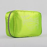 お買い得  トラベル小物-旅行用洗面道具バッグ 化粧ポーチ 旅行かばんオーガナイザー 携帯用 大容量 小物収納用バッグ のために クロス オックスフォード ナイロン / トラベル 屋外