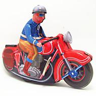 저렴한 -장난감 자동차 태엽 장난감 오토바이 모토 철 메탈 1 pcs 조각 아동용 장난감 선물