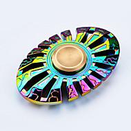 tanie Zabawki & hobby-Fidget Spinners Przędzarka ręczna Zabawki Stres i niepokój Relief Zabawki biurkowe Za czas zabicia Focus Toy Zwalnia ADD, ADHD, niepokój,
