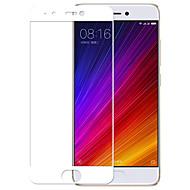 お買い得  -スクリーンプロテクター XIAOMI のために Xiaomi Mi 5s 強化ガラス 1枚 スクリーンプロテクター 傷防止 ハイディフィニション(HD)
