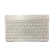 10 inch mini tastatură Bluetooth bluetooth pentru ios / android / windows bluetooth 3.0 alb / negru cu cablu usb