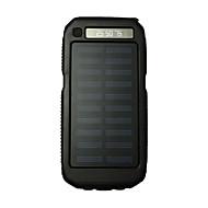 halpa -teho pankki ulkoinen akku 5V #A Akkulaturi Takulamppu Multi-Output Aurinkopaneelilataus LED