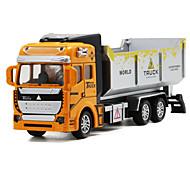 abordables Tiempo Libre-Camión Camión de la basura Camiones y vehículos de construcción de juguete Coches de juguete una y treinta y dos Niños Unisex Chico Chica Juguet Regalo
