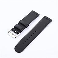 Недорогие Часы для Samsung-Ремешок для часов для Gear S2 / Gear S2 Classic Samsung Galaxy Современная застежка Натуральная кожа Повязка на запястье