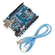 Verbeterde versie uno r3 atmega328p board compatibel voor arduino
