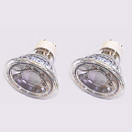 Χαμηλού Κόστους LED Σποτάκια-5W GU10 LED Σποτάκια 1 COB 420 lm Θερμό Λευκό Άσπρο 6000-6500 κ V