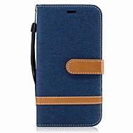 halpa Puhelimen kuoret-Motorola g5 ja g5 suojus kortin haltija lompakko jalustan läppä magneettinen koko kehon tapauksessa väri lohkot vaikea tekstiili- Motorola