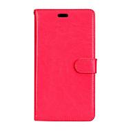 お買い得  携帯電話ケース-ケース 用途 LG G2 LG G3 LG K8 LG LG K10 LG K7 LG G5 LG G4 カードホルダー ウォレット スタンド付き フリップ 磁石バックル フルボディーケース ハード のために LG X Style LG X Power LG V20 LG