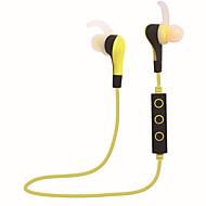 저렴한 -핸즈프리 스포츠 무선 블루투스 스테레오 헤드셋 슈퍼베이스 hifi 스테레오 사운드 음악 헤드셋 마이크 서브 우퍼 이어폰