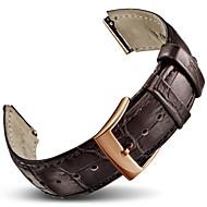 Недорогие Аксессуары для смарт часов-для huawei watch band ремешок сплошная цветная кожаная полоса для спортивных групп для huawei