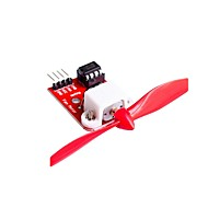 olcso Arduino tartozékok-l9110 ventilátor motor vezérlő modul propeller Arduino tűzoltó robot tervezése