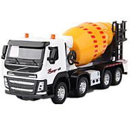 Gegoten voertuigen Speelgoedauto's Speeltjes Truck Constructievoertuig Speeltjes Schip Vrachtwagen Metaallegering Metaal Stuks Unisex