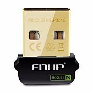 お買い得  -エドップusb無線wifiアダプター150 mbpsのワイヤーのネットワークカードep-n8508gs