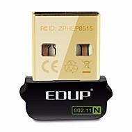 edup usb 무선 wifi 접합기 150mbps wirelee 네트워크 카드 ep-n8508gs