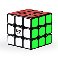 cheap Educational Toys-Rubik's Cube QI YI Sail 5.6 0932A-5 3*3*3 Smooth Speed Cube Magic Cube Puzzle Cube Smooth Sticker Gift Unisex