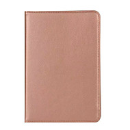 For Case Cover with Stand Flip 360° Rotation Full Body Case Solid Color Hard PU Leather for iPad (2017) Pro10.5 Pro9.7 iPad Air Air2 iPad234 mini1234
