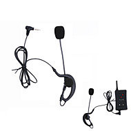 abordables Auriculares para Casco de Moto-Motocicleta VNETPHONE Referee Headset Pendiente de estilo colgante