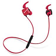 ブルートゥース4.1ワイヤレススポーツヘッドフォンマイク付きイヤフォン