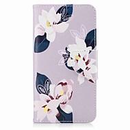 Hülle Für Samsung Galaxy J7 (2016) J5 (2016) Geldbeutel Kreditkartenfächer mit Halterung Flipbare Hülle Muster Handyhülle für das ganze