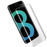 Недорогие Чехлы и кейсы для Galaxy S-Защитная плёнка для экрана Samsung Galaxy для S8 Plus TPU 1 ед. Защитная пленка для экрана Защита от царапин Взрывозащищенный 2.5D