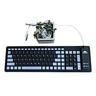 ماء أضعاف كتم هلام السيليكا 103 مفاتيح وتغ أوسب لوحة المفاتيح