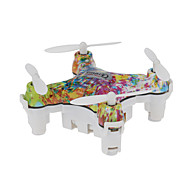 RC Drone Cheerson CX-10D 4 Canaux 6 Axes 2.4G - Quadri rotor RC Eclairage LED Retour Automatique Mode Sans Tête Vol Rotatif De 360 Degrés