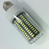 voordelige LED-maïslampen-15W 1300 lm E27 LED-maïslampen T 138 leds SMD 5733 Dimbaar Decoratief Warm wit Wit AC 220-240V