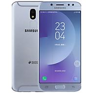 Недорогие Защитные пленки для Samsung-Защитная плёнка для экрана Samsung Galaxy для J7 (2017) PET 2 штs Протектор объектива спереди и камеры Антибликовое покрытие Против