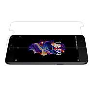 PET Anti-vingerafdrukken Anti-glans High-Definition (HD) Spiegel Ultra dun Krasbestendig Voorkant screenprotector OnePlus