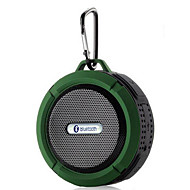 Portable Waterproof Outdoor Wireless Bluetooth Speaker  Sucting Computer Mobile Phone Speaker Support TF Card High Quality!