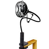 Mini-metal stent furtun umflat silicon usb ventilator cu cablu de 250 cm