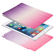 For apple ipad pro 10.5 ipad (2017) veske deksel magnetisk full body veske farge farge gradient hard pu lær for eple ipad air 2 ipad luft