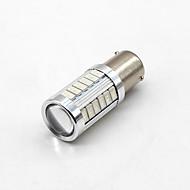 Недорогие Внешние огни для авто-SO.K 4шт BAU15S Автомобиль Лампы 7 W SMD 3030 450 lm Лампа поворотного сигнала For Универсальный