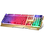 SADES 104 Keys USB port Backlit gaming Keyboard With 180CM Cable
